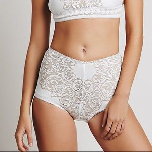 🍋FOR LOVE & LEMONS SKIVVIES HIGH WAISTED PANTY🍋